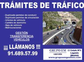 Nueva Ley Tráfico en 2016